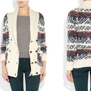 NWT Marc by Marc Jacobs Kirsten chunky-knit wool S